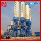 High efficiency mobile concrete batching plant