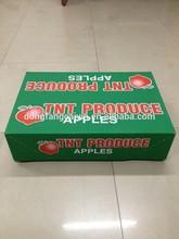 printing apple carton box