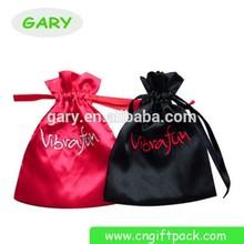 Custom Printing Satin Embroidered Bag