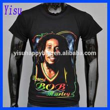 Men's Rock 3D printing Sports Short sleeve Cool t-shirt