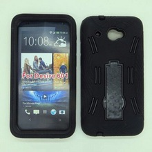 New product hybrid combo hard kickstand cover robot case for Pantech Discover P9090