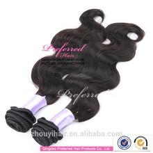 5A Grade Cheap Wholesale Body Wave Unprocessed Virgin Brazillian Hair