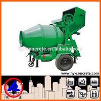 JZC350 concrete mixer types mechanical plant