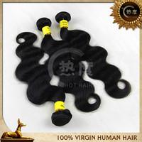 Free shipping to US, UK 16 18 20 inch brazilian body wave human hair extension