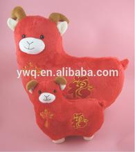 big stuffed plush sheep toy ODM toys , Meet EN71 toys stuffed shape sheep