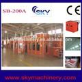 Sb-200a china fabricante industrial booth / chaminé para car cabine de pulverizador
