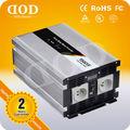 Dc à AC inverter 12 v 24 v 220 v 500va DC moteur inverseur alimentation