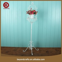 Competitive price hot sale new design standing flower pot rack