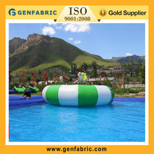 Inflatable Water Trampoline ,inflatable floating leisure/aqua leisure inflatables