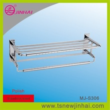 Fashion Style Bathroom Towel Rack & Stainless Steel Toilet Towel Bar