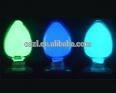 Super fluroscent pigment/glow in the dark pigment/luminous powder for fabrics/leather/painting