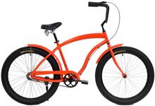 "26"" Men and women Beach Cruiser Bikes fat tire cruiser bicycle wholesale SW-BC-W15"