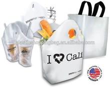 Plastic Bag OEM Custom Printed Plastic Shopping Bag