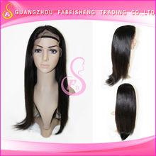 Wholesale TOP grade real european human hair gray hair full lace wig