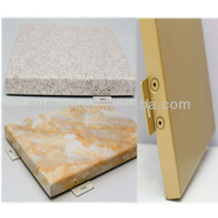 construction usage exterior wall panel for building and decoration