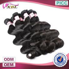 Lage Stock Dropshipping Human Hair 6A Grade 100% Virgin Raw Indian Hair