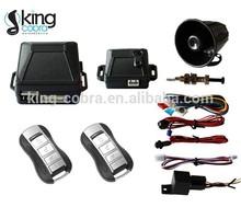 One way car alarm system/ Sistema de alarma para autos