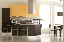 Siyah ve sarı mutfak dolabı pkc-177