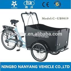 Specialized cargo bike / box tricycle bike/cargo bike for sale