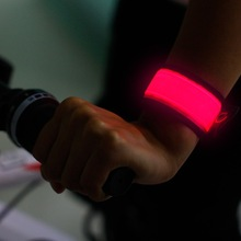 innovative products safety sport promotion gift flashing led ring light