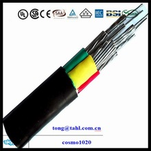 NYY 1.5mm 2.5mm electric power cable and wire