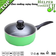 internet shopping pre seasoned cast iron cookware with induction bottom (HC-CN0526)