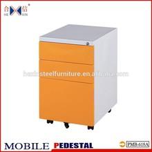 Jiangmen factory office steel mobile pedestal