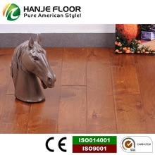 Engineered flooring Whiskey color Birch flooring plank