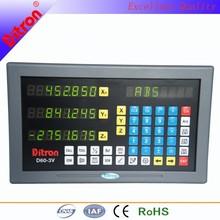 DITRON D60 Series D60-3axis digital readout (DRO) color panel for lathe/milling mahcine