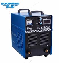 Industrial type inverter mma 500 Amp welding machine