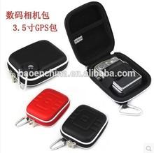 Camera Gps Eva Hard case bag, Universal High quality Camera Eva hard gps case bag 3.5inch GPS