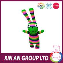 ICTI audit factory high quality rabbit sock toy