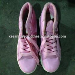 Cheap second hand shoes wholesale