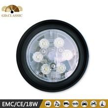 10-30Volt 18w LED fog Lamp Type for Kenworth