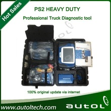 On Promotion!!XTOOL PS2 heavy duty update via internet PS2 scanner for diesel vehicles