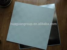 Low Prices innovative building materials 7mm 8mm 9mm bathroom tile design PVC Gypsum Ceiling Tile