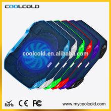 portable adjustable two cooling fans laptop cooler pad, 5v usb laptop cooling fan
