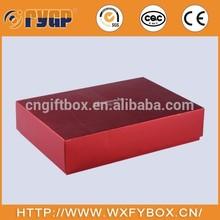 customized rectangle elegant paper box for perfume for Mamonde brand
