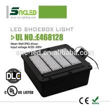 DLC UL listed 400w LED shoebox light led high pole light module light