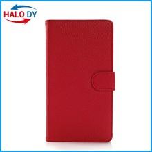 For nokia lumia 1320 pu leather flip case, leater case for nokia lumia 1320 wholesale