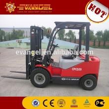 YTO 2t diesel hydraulic Forklift mini trucks japan cpcd20
