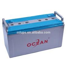 5~8Years Solar Panel 2000ah battery