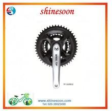 cheap bike chainwheel & chainwheel bicycle /custom bike crank / TP-1020032 alloy bicycle crankset