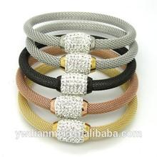 2015 fashion Bio magnetic bracelet , stainless steel bracelet wholesale for women