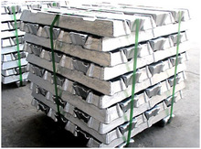 Special high grade zinc ingots from factory directly