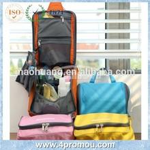 2014 Hot Sale Cheap Nylon Travel Cosmetic Bag Organizer /Bag In Bag Organizer