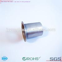 ODM OEM mechanical 304l deep drawn parts with zinc coat