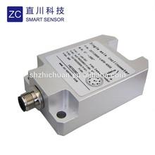 ZC SENSOR High accuracy digital&analog inclinometer with robust housing ZCTXXXK-LAXS-4305