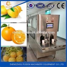 electric orange peeler machine