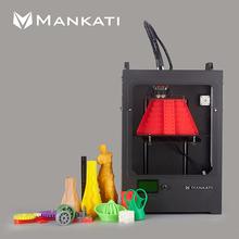 Mankati 3D Printer, 3D Printer Parts, 3D Printer Kit